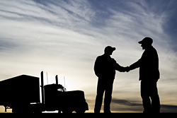 shippers meet transporters